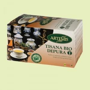 Tisana Depura-T 1.5gr filtros
