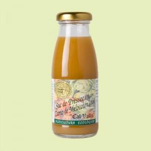 Zumo de Melocotón y Uva 200 ml.