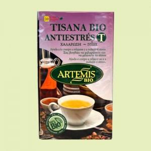 Tisana Antiestréss  (filtros 1.5gr)