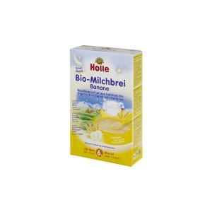 Papilla de Trigo Plátano y Leche