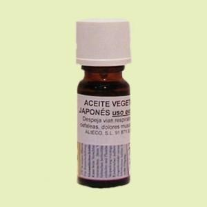 Aceite Vegetal Japonés 10 ml