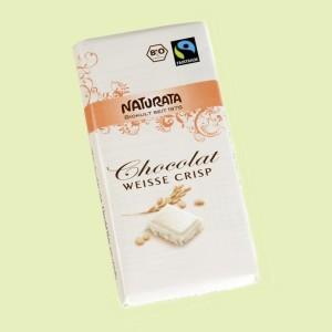 Chocolate Blanco con cereales