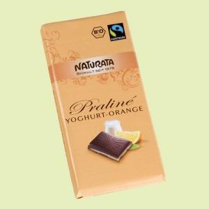 Chocolate Blanco con frambuesa