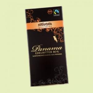 Chocolate Amargo (80%)  Panamá