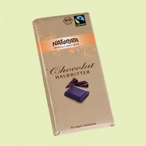 Chocolate Semiamargo -50% Cacao